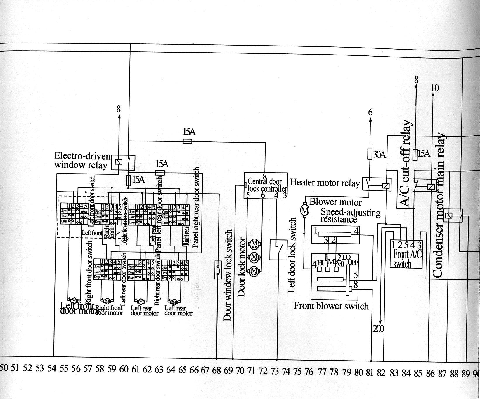 Схема проводки фотон 1049